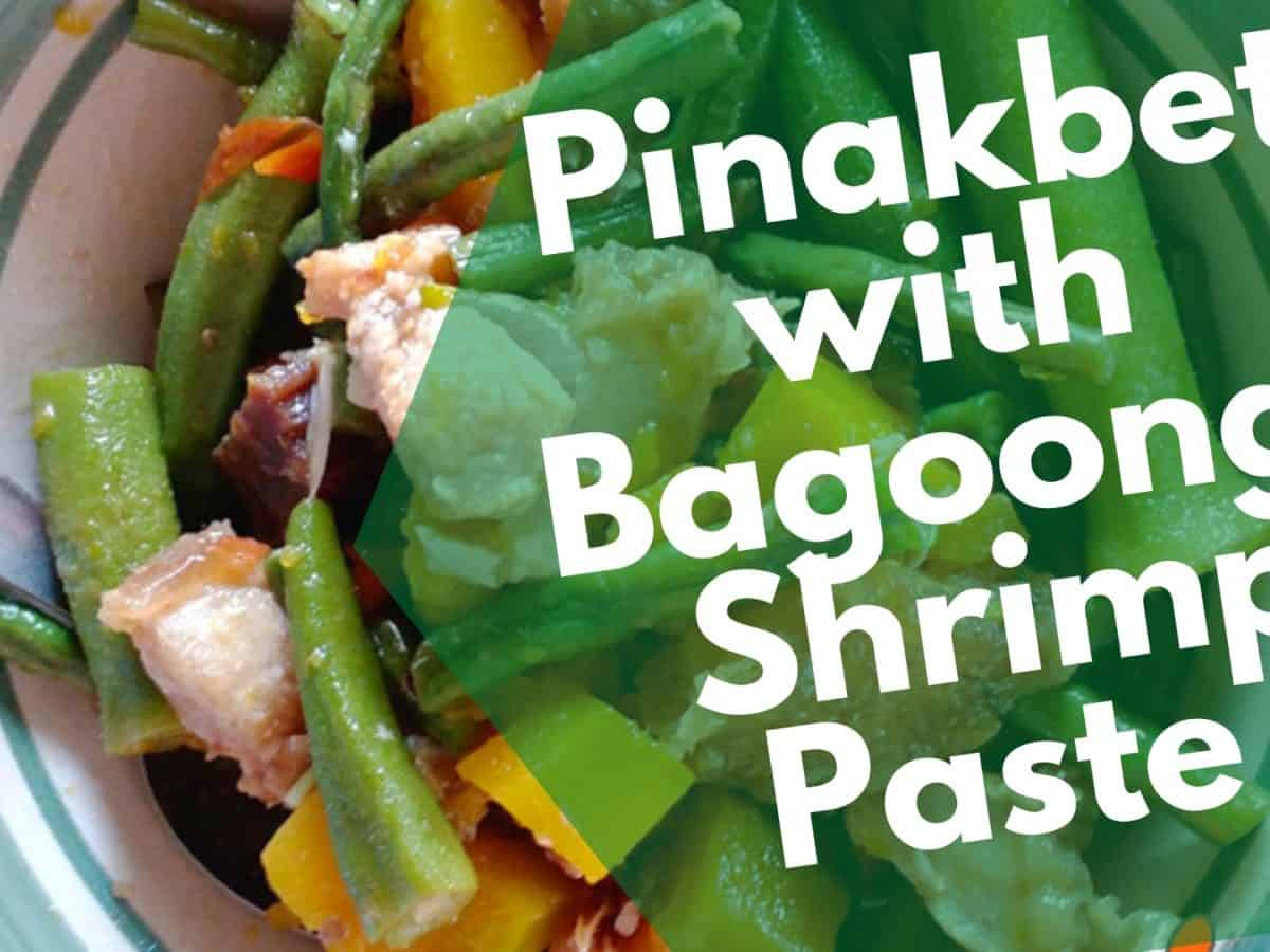 Pinakbet With Bagoong Shrimp Paste An Easy 40 Minute Recipe