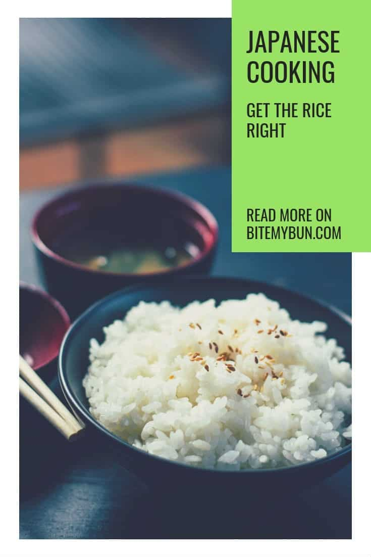 Get the rice right for teppanyaki