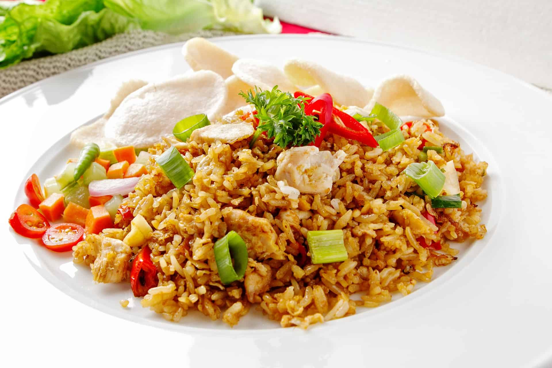 fried rice recipe for teppanyaki