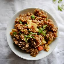 teppanyaki gebakken rijst recept