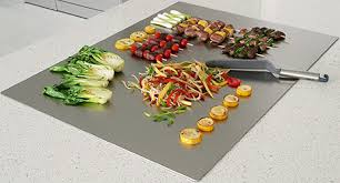 integrated teppanyaki grill for home