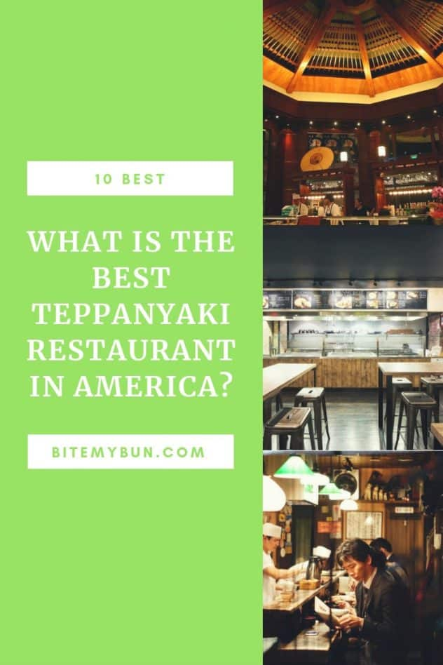 best teppanyaki restaurant in america