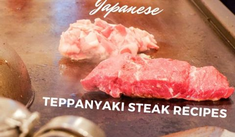 Japanese teppanyaki steak recipes