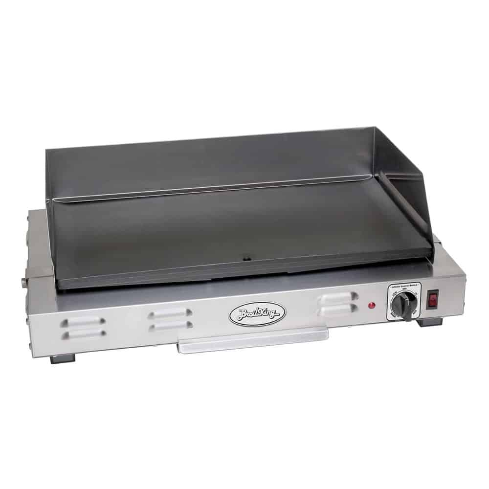 Broil king built in teppanyaki grill