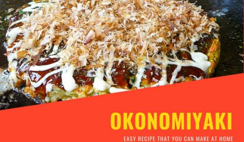 Easy Okonomiyaki recipe you can make at home