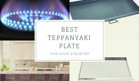 Best Teppanyaki plate for stovetop