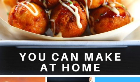 6 delicious takoyaki recipes