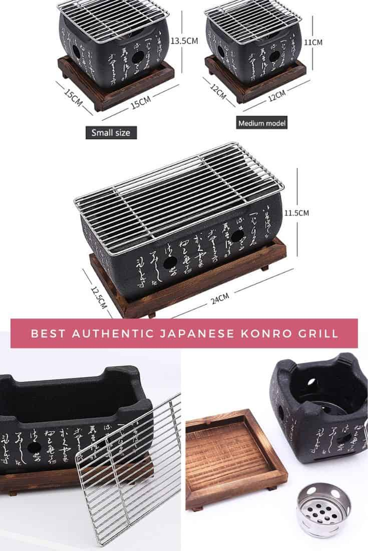 Best authentic Japanese konro grill the Lovt