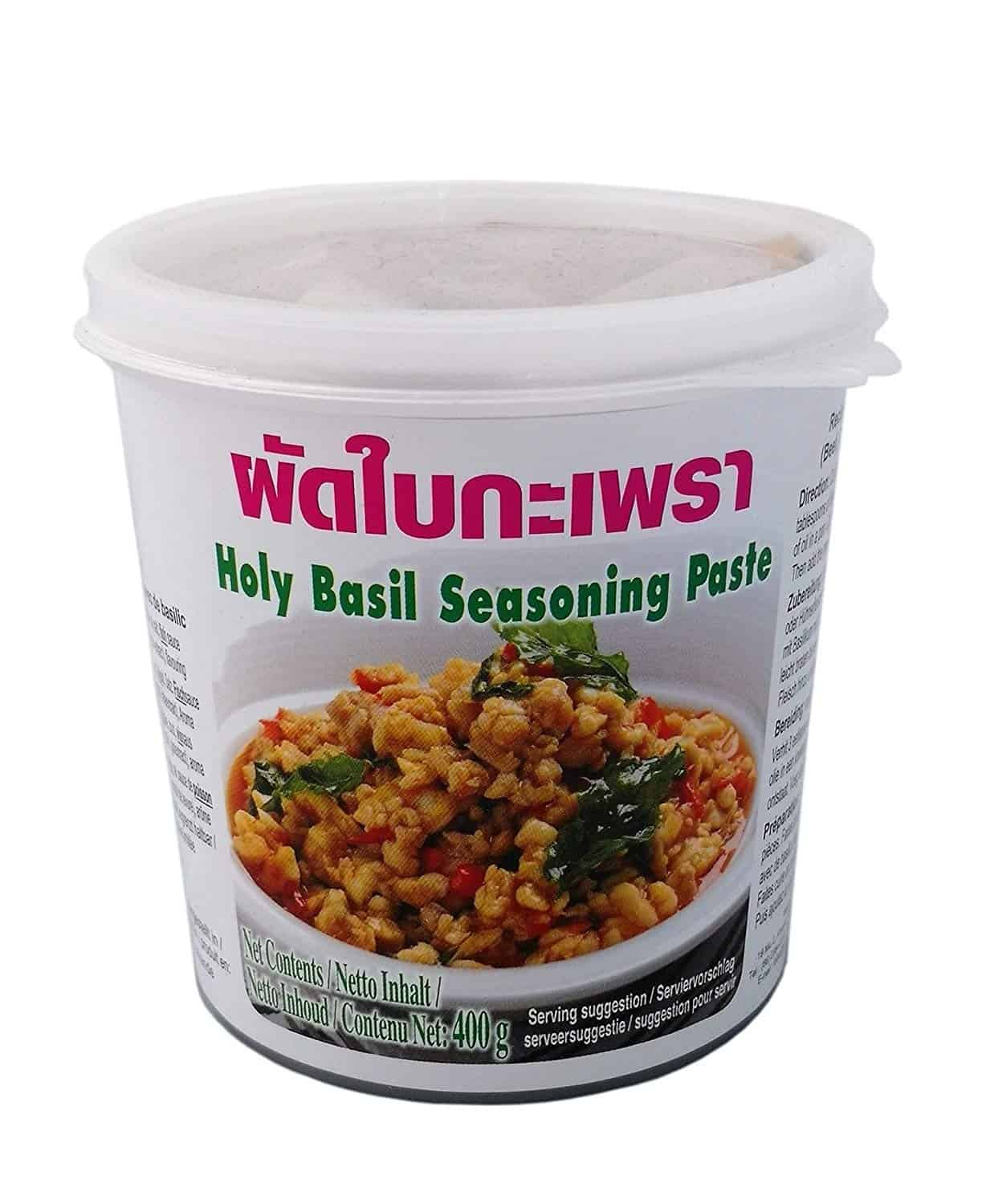 Lobo holy basil seasoning paste