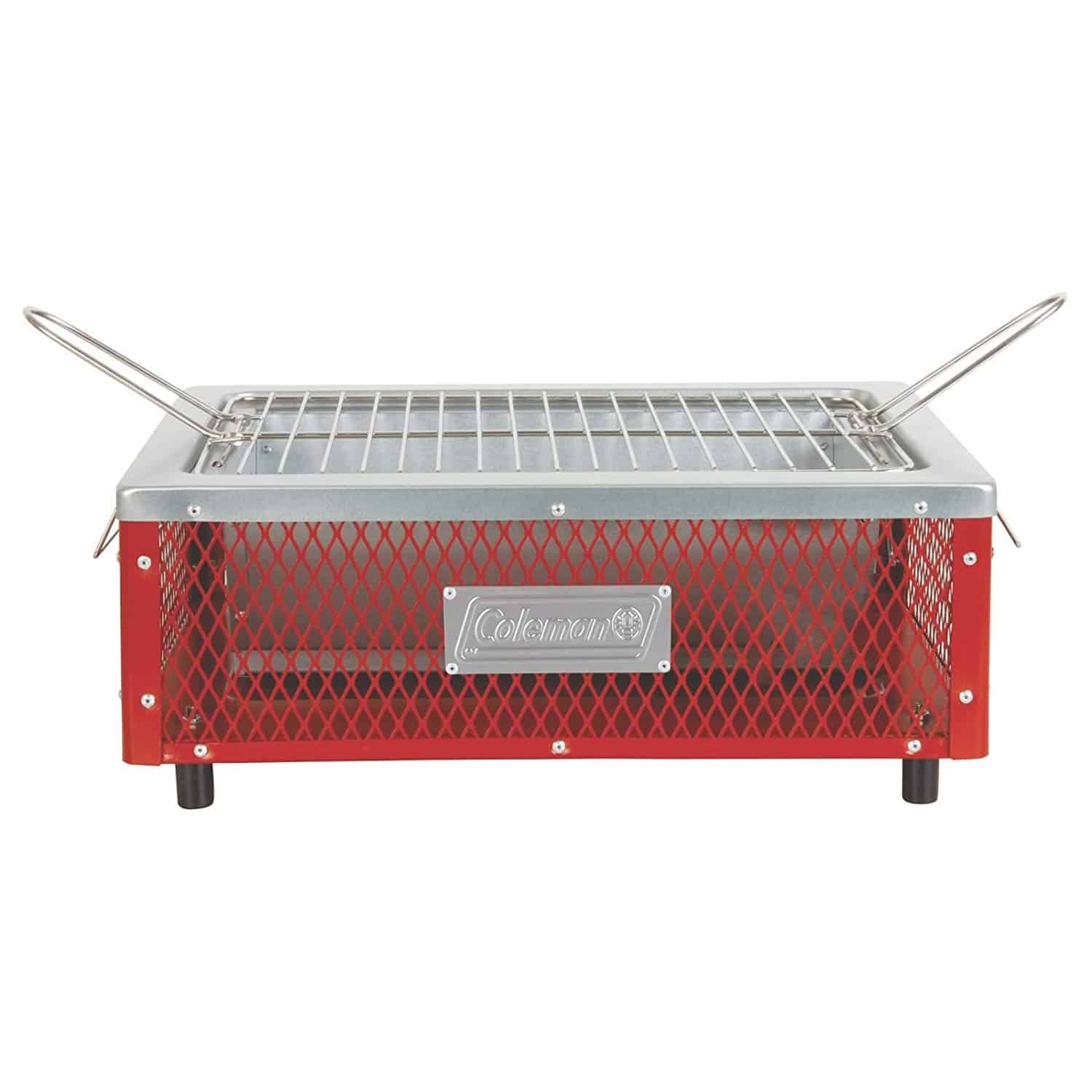 Coleman Table Top Charcoal Grill for binchotan