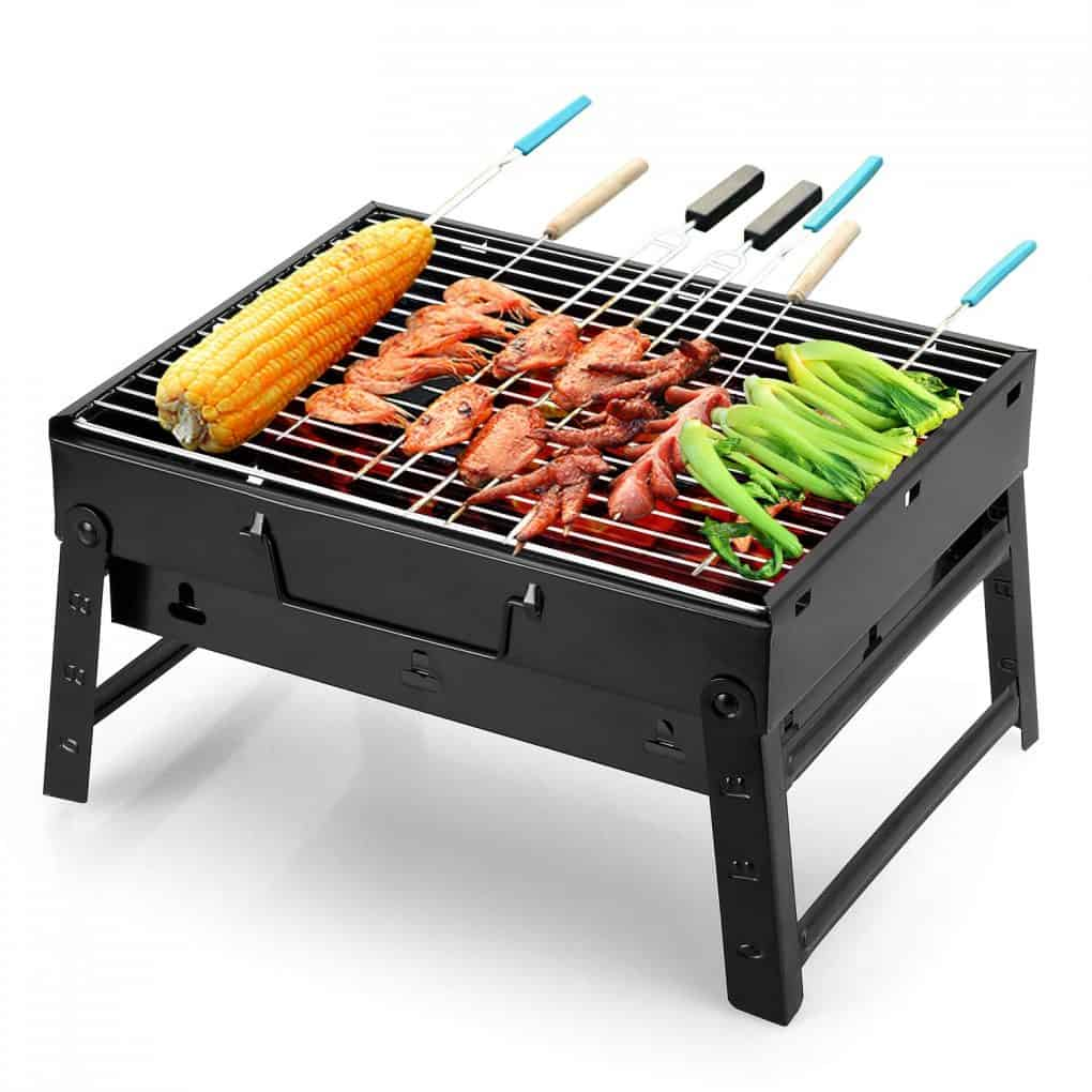 Yakitori-grill-small-and-foldable