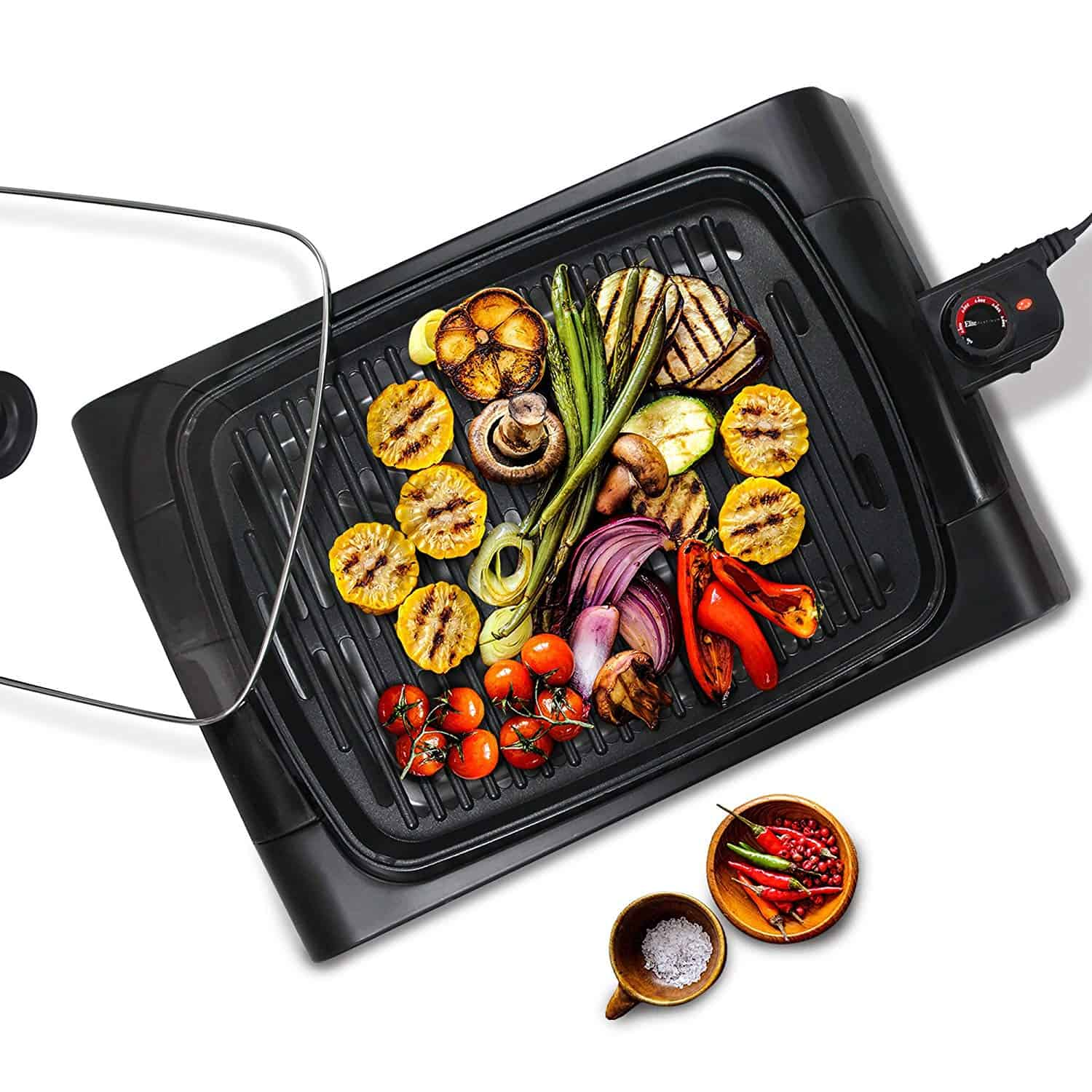 Maxi Matic tabletop grill for your yakitori