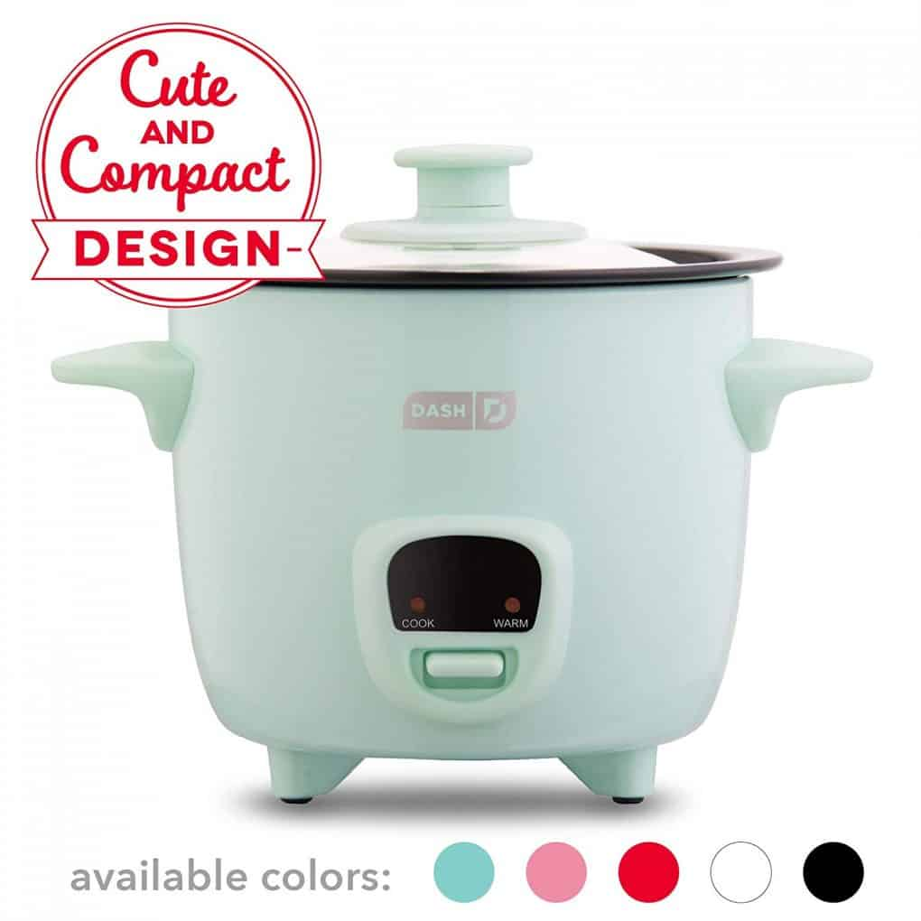 Best small rice cooker Dash mini