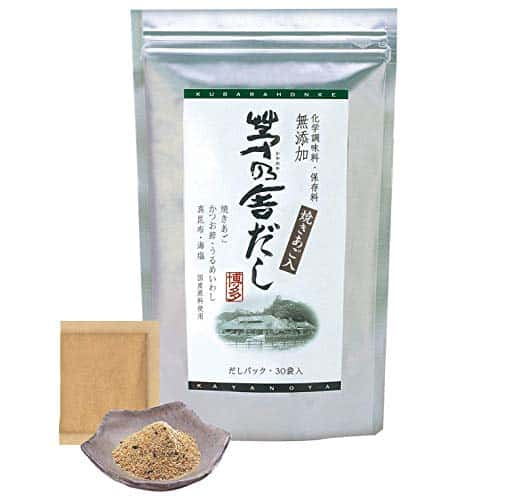 Kayanoya instant dashi stock powder