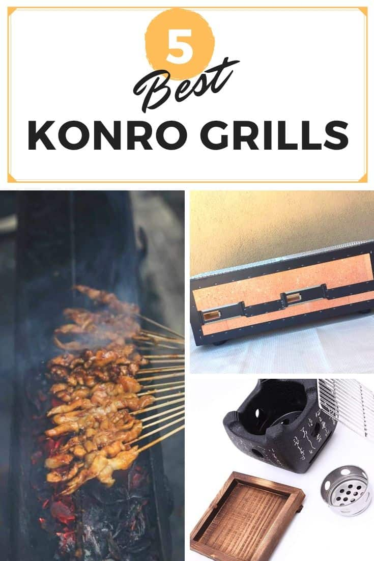 5 best konro grills reviewed