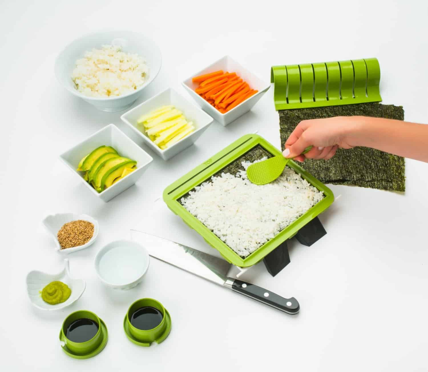 Best family sushi making kit sushiquick