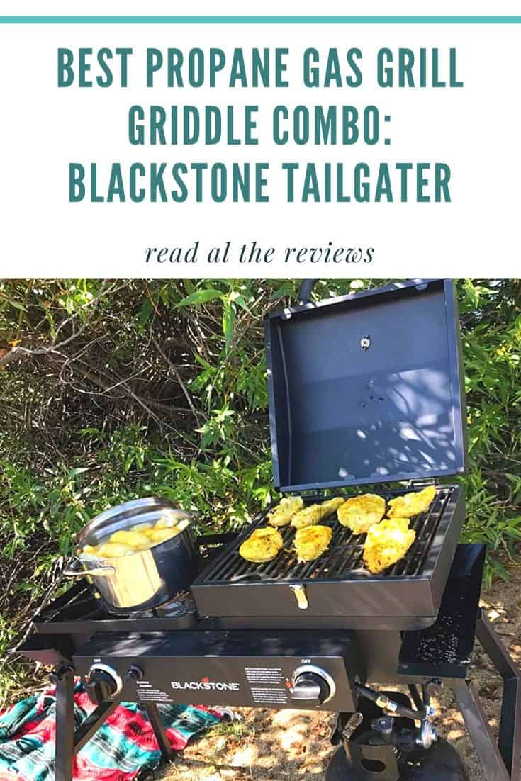 Best propane gas grill griddle combo blackstone tailgater