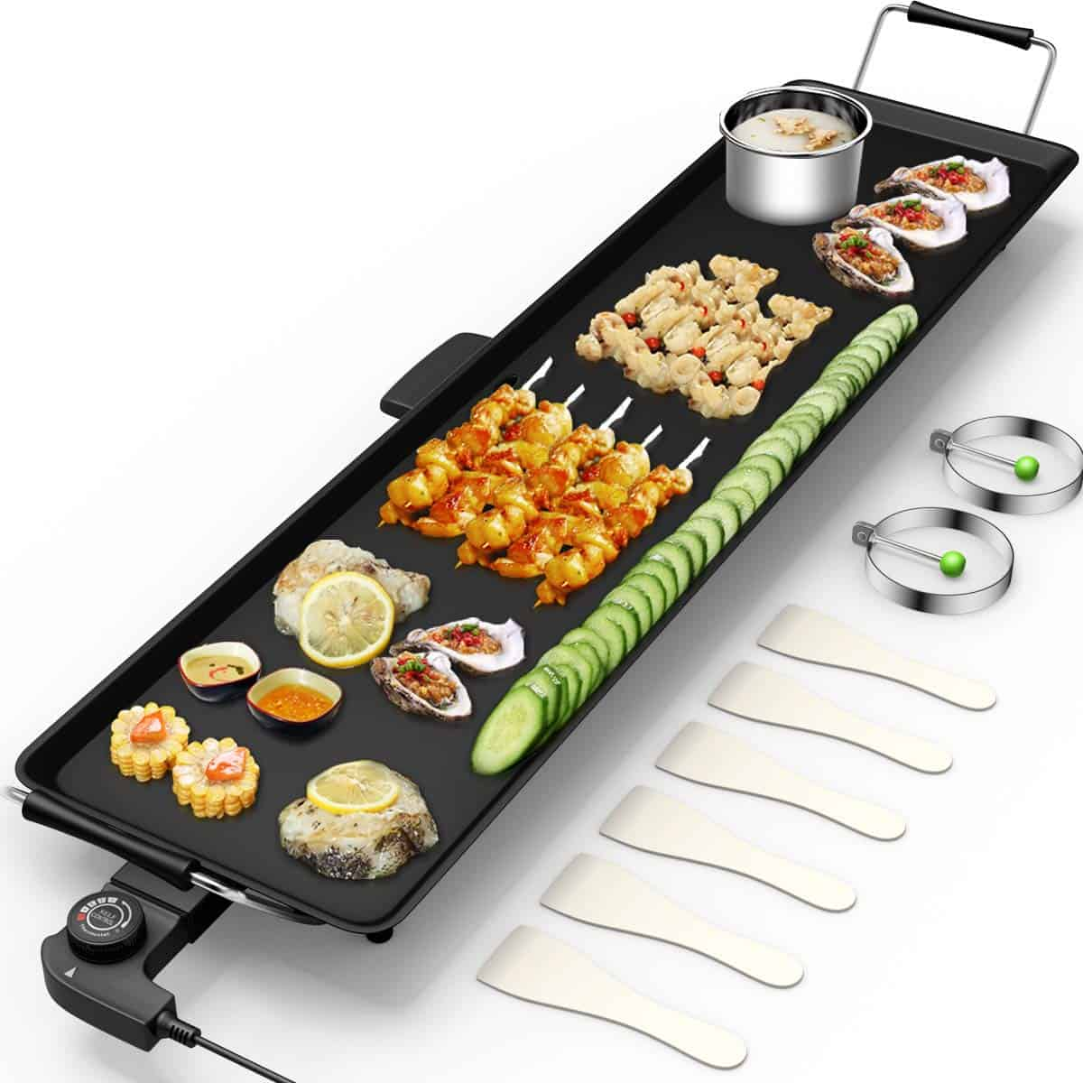 Best teppanyaki cooker costzon