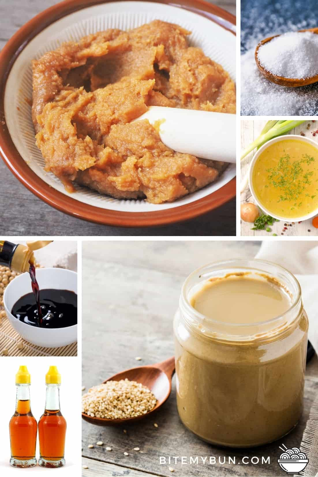 5 best miso paste substitutes for your dishes