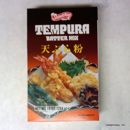 Shirakiku tempura batter mix