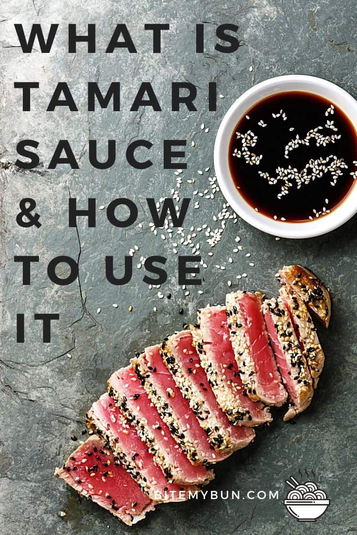 How do you use tamari sauce