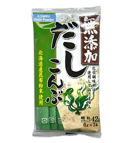 Best Kombu Dashi Powder with No MSG: Shimaya Vegetarian Soup Stock)