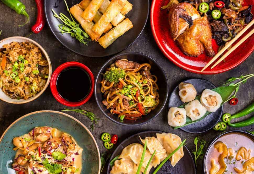 Best asian food to try