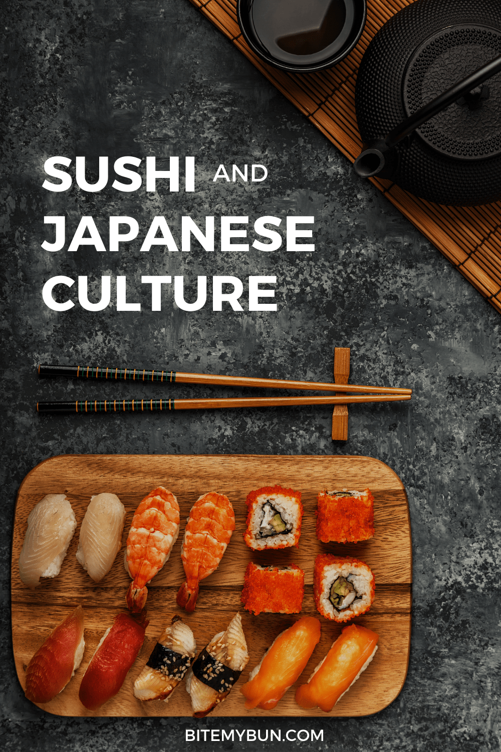 Sushi and Japanese Culture