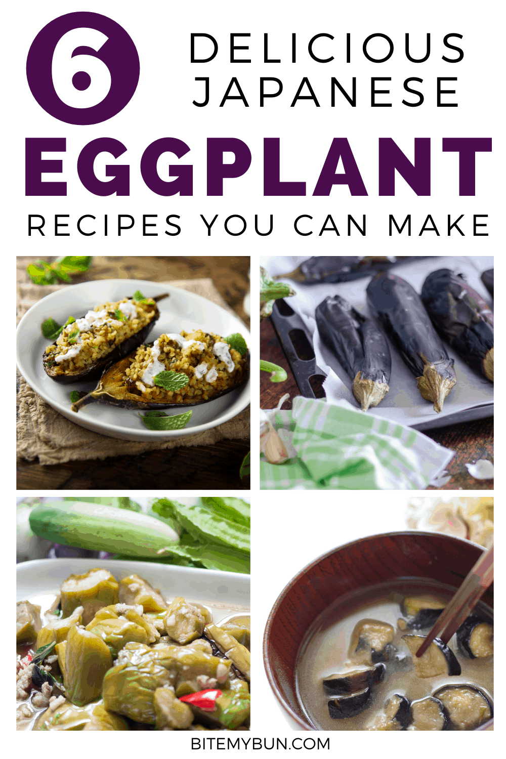 6 Delicious Japanese Eggplant Recipes