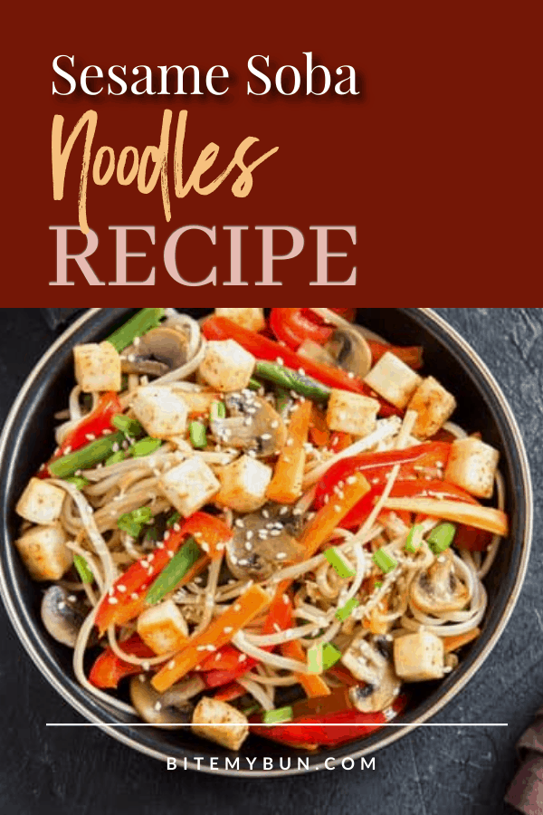 8 Different of Japanese Noodles with Recipe