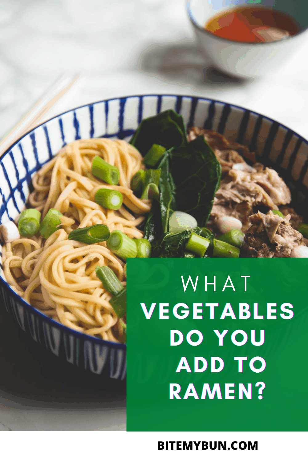 what vegetables you can add to ramen