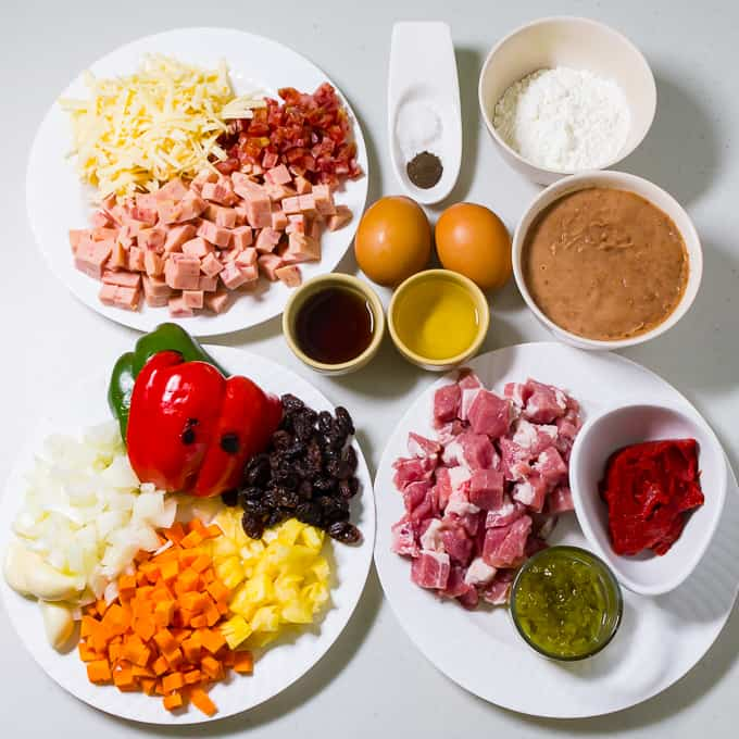 Hardinera Ingredients