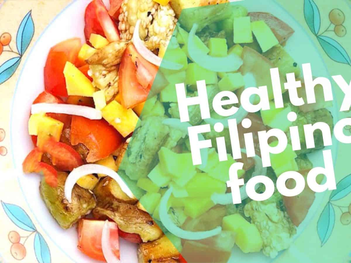 Putting A Healthy Spin On Traditional Filipino Foods