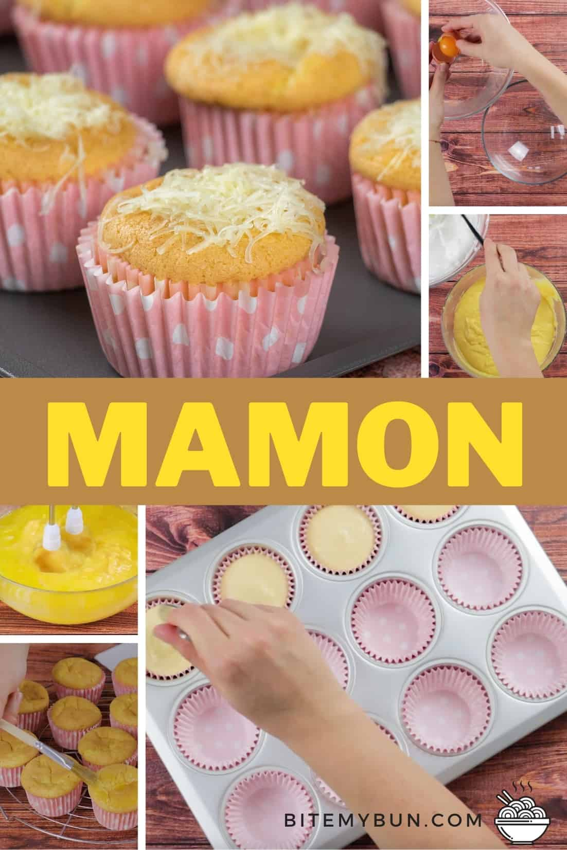 How to make cheezy filipino mamon