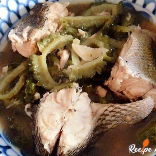 Paksiw na Mahi-Mahi Recept