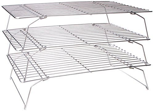 ​Best cooling rack for a bakery: Fox Run 4698 Stackable Set