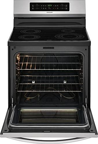 Best Budget Freestanding induction oven: Frigidaire FFIF3054TS