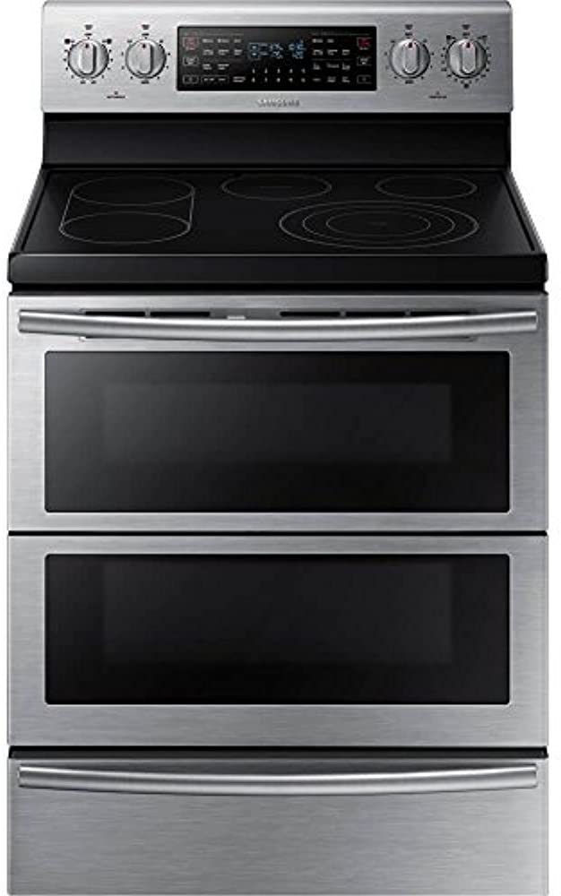 Best Double Induction Oven Freestanding: Samsung NE59J7850WS
