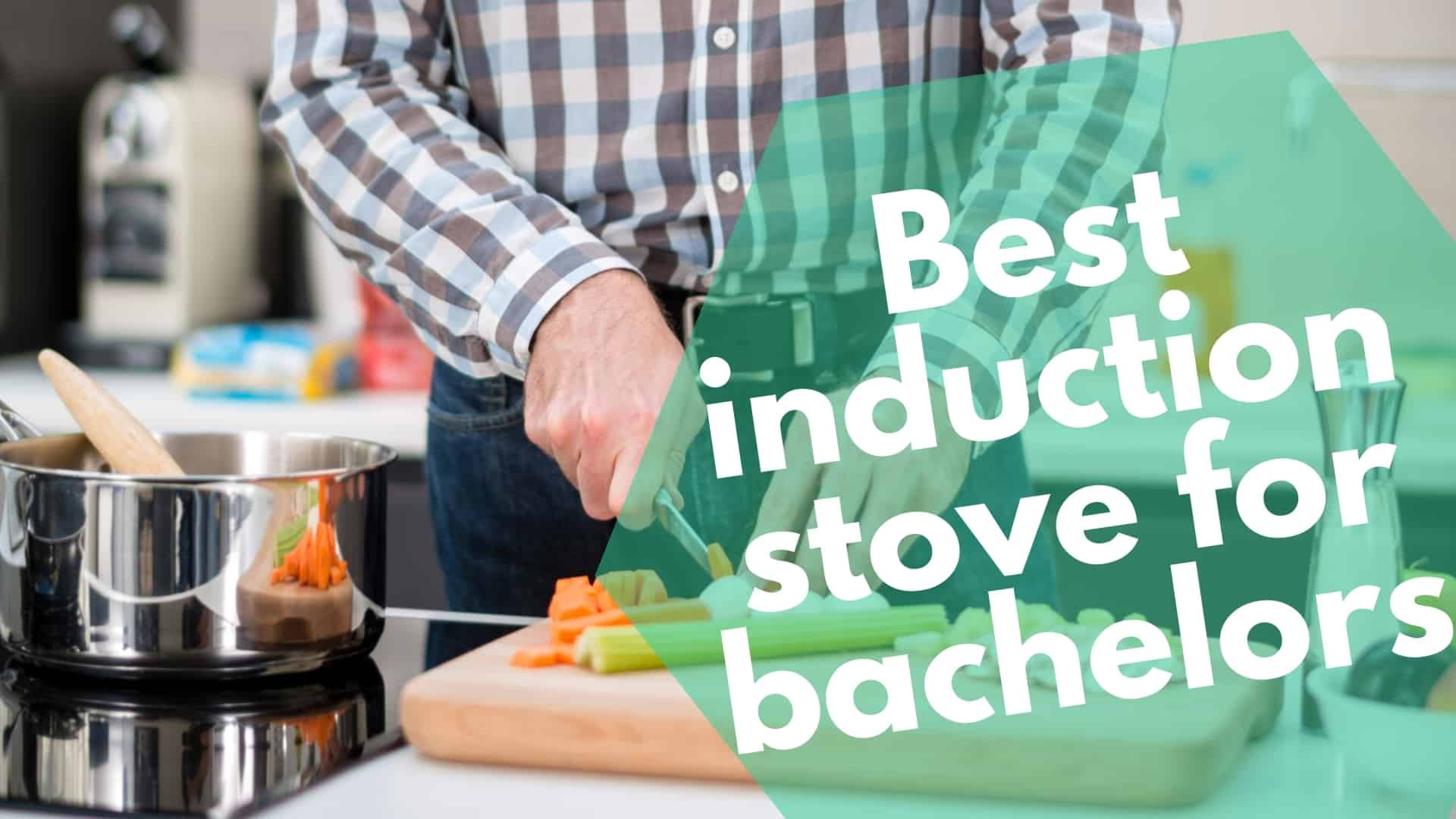 Best induction stove for bachelors