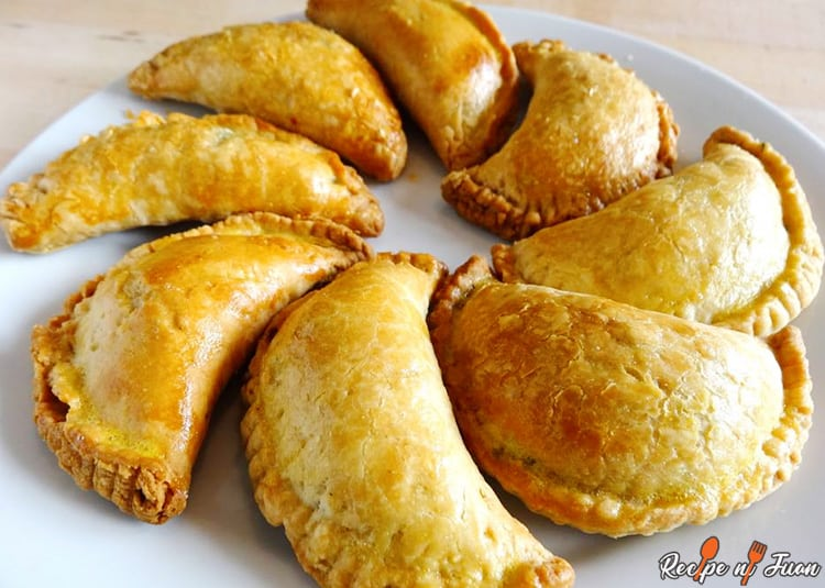 Filipino Beef Empanada Recipe