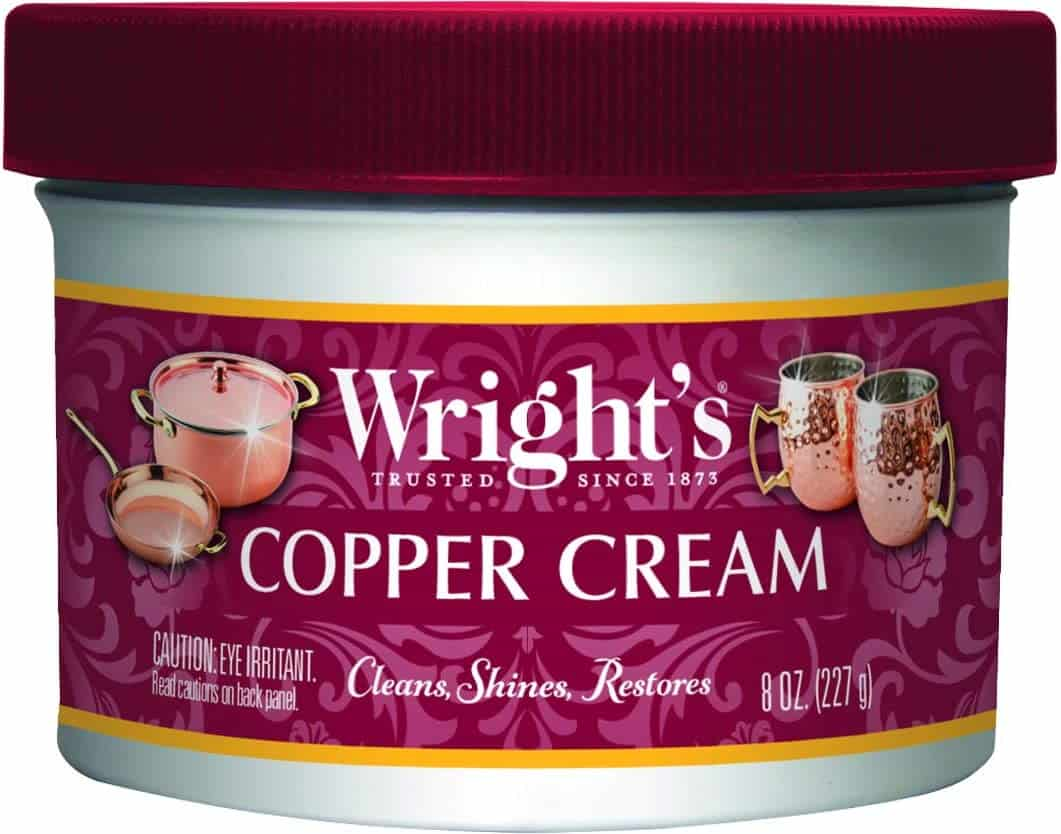 Wrights copper cream cleaner
