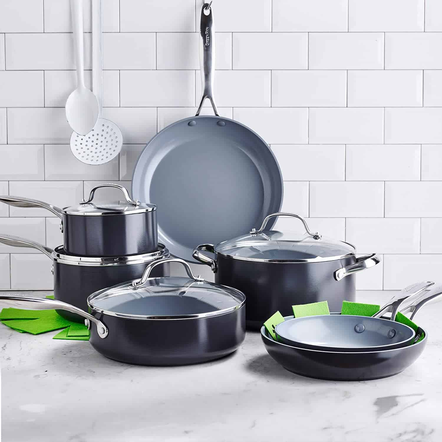 Best ceramic pans for induction: Greenpan