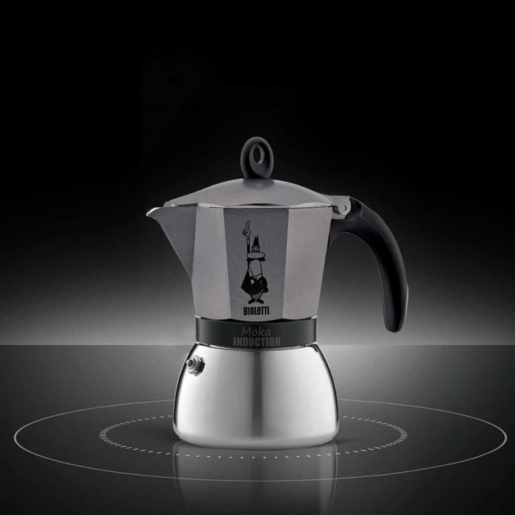 Best induction coffee maker: Bialetti Moka Stovetop Espresso maker