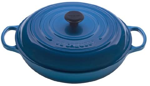 Best cast iron casserole- Le Creuset Signature