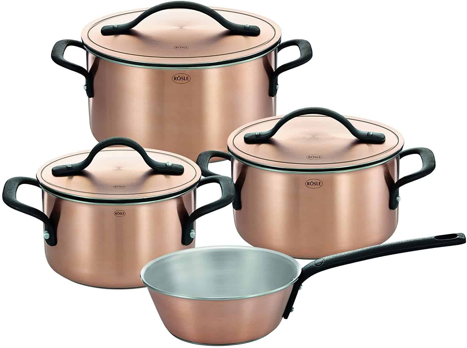Best copper stock pot: Rössle Chalet