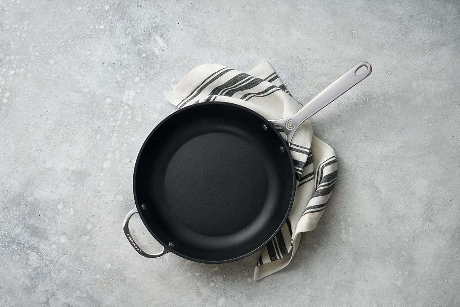 Best large skillet for induction: Le Creuset Les Forgées