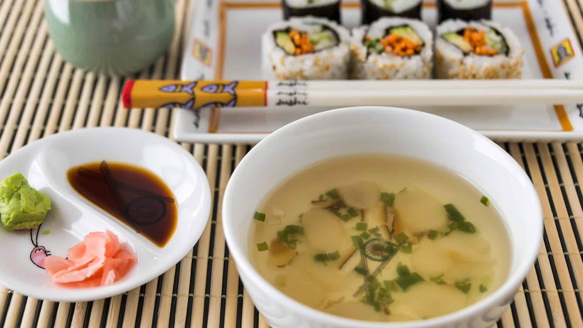 Miso Soup vs Clear Japanese Soup Broth