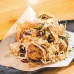 Takoyaki cod ball recipe with white fish