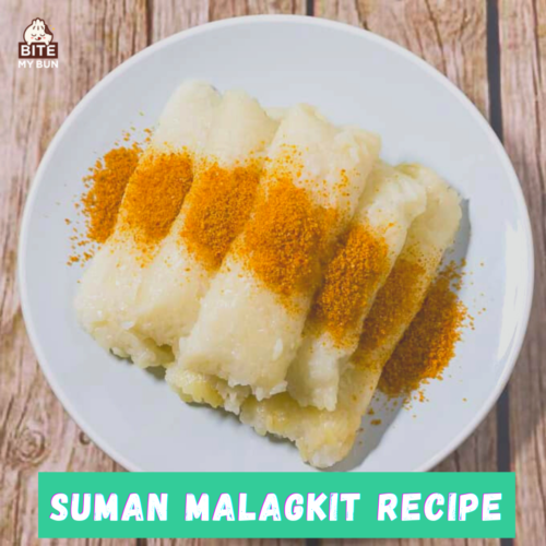Suman Malagkit recipe how to make it yourself at home