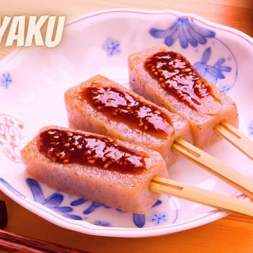 What is Konnyaku and how do you use it